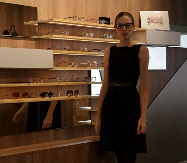 Optometrist Designer Eyewear in Brisbane